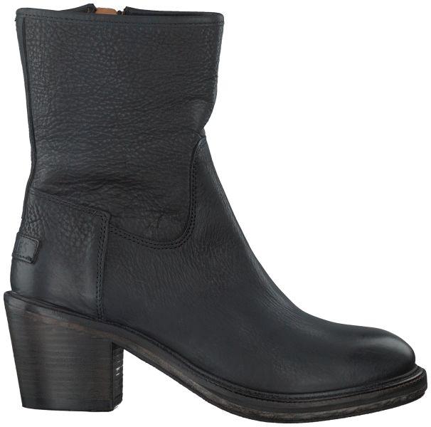 Zwarte Shabbies Korte laarzen 221215