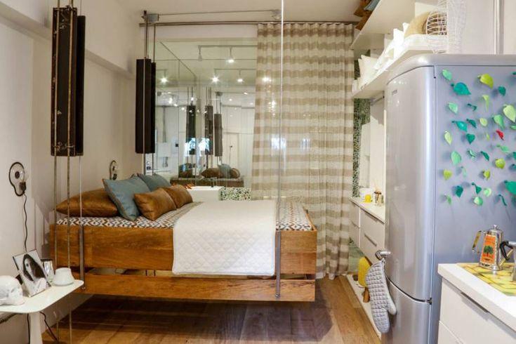 Um dos ambientes mais relaxantes é o quarto e por isso deve receber uma atenção especial. A CASA COR está repleta de ideias para compor o decor desse espaço. Confira!