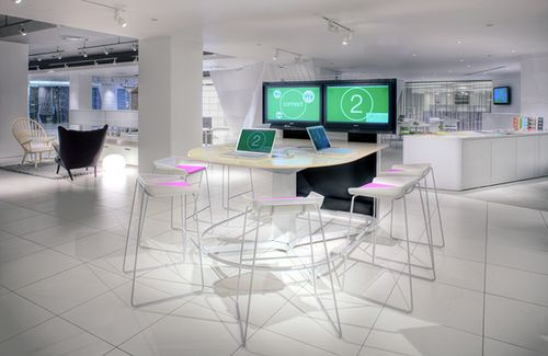 workalicious: steelcase tests new collaboration furniture at university library