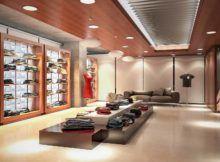Fashion Showroom Interior Design Zero Inch