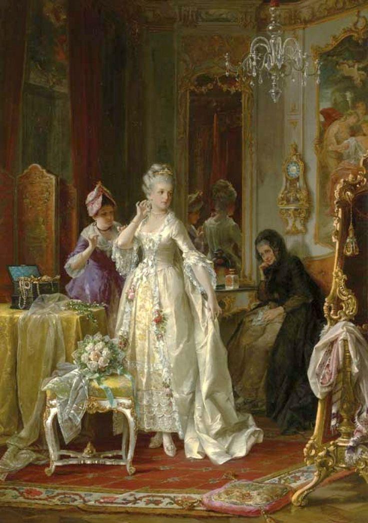 Carl Herpfer (1836-1897) —  The Last Look  (900x1277)