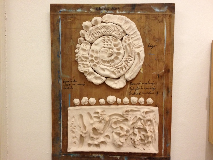Jan Svankmajer's tactile poem.  From recent Prague retrospective of his work, entitled Dimensions of Dialogue.