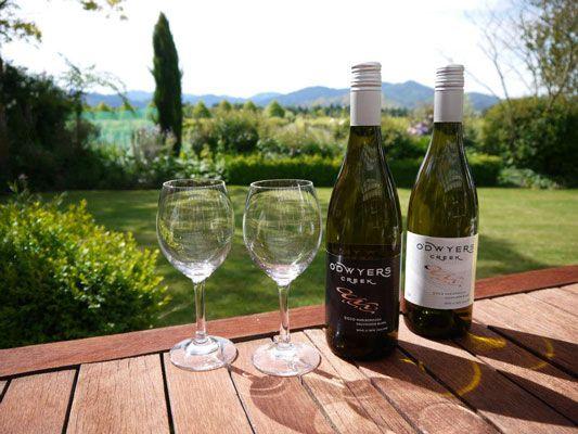 O'dwyers Creek, vegan & kosher wine