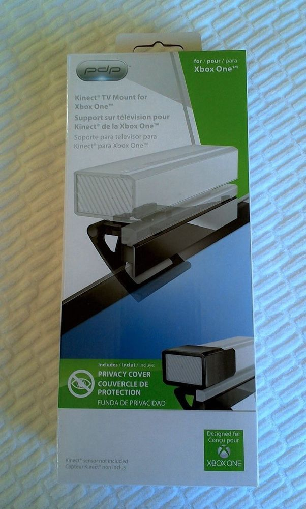 NEW PDP Xbox ONE Kinect Sensor TV Mount Stand - Does NOT include Provacy Cover #PDP
