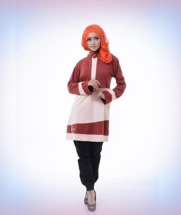Beli Baju Atasan Wanita Tunik ALNITA AA-10 Salem Tua dari Aprilia Wati agenbajumuslim - Sidoarjo hanya di Bukalapak