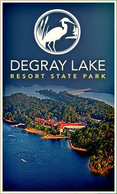 Degray State Park Guided Tours