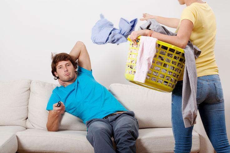 Tutkimus+vahvistaa:+Naiset+tekevät+edelleen+enemmän+kotitöitä+kuin+miehet