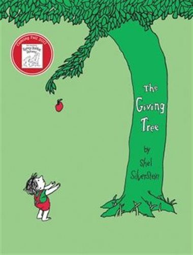 The Giving Tree by Shel Silverstein for P