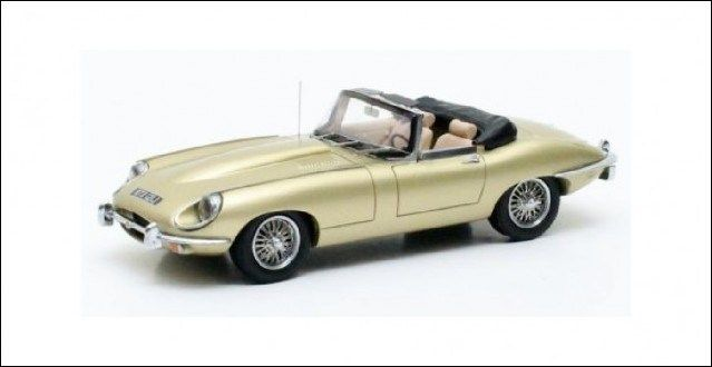 jaguar roadster e type 43