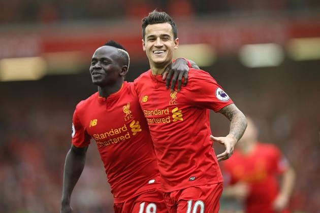 #rumors  Liverpool FC transfer news: Reds face fight to keep Philippe Coutinho as Paris Saint-Germain plot huge bid