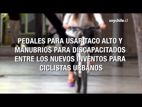 Nuevos inventos para ciclistas urbanos