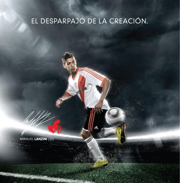 Publicidad River Plate.