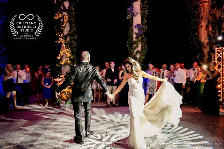 first dance loggia balbianello