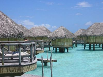 Caymen Islands Water Bungalows  Great idea to stay here for the honeymoon.