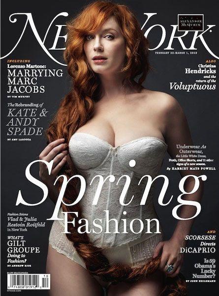 New York Magazine: Spring Fashion '10.