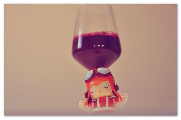 Smoothie detox con barbabietola rossa #detox #barbabietola #smoothie #red #dieta #light #benessere #Pinalapeppina