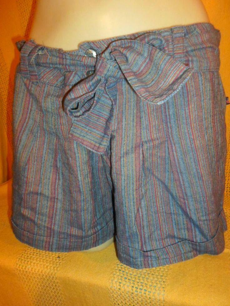 Brecho Online - Belas Roupas: Shorts Matchu-Pichu