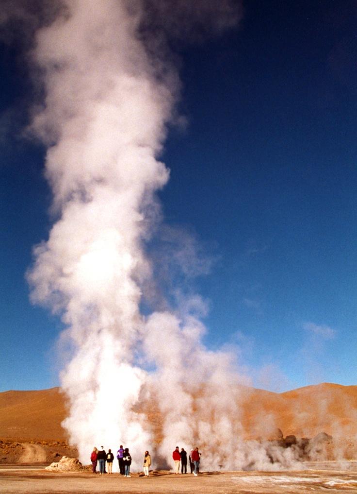 Geysers El Tatio (San Pedro de Atacama)