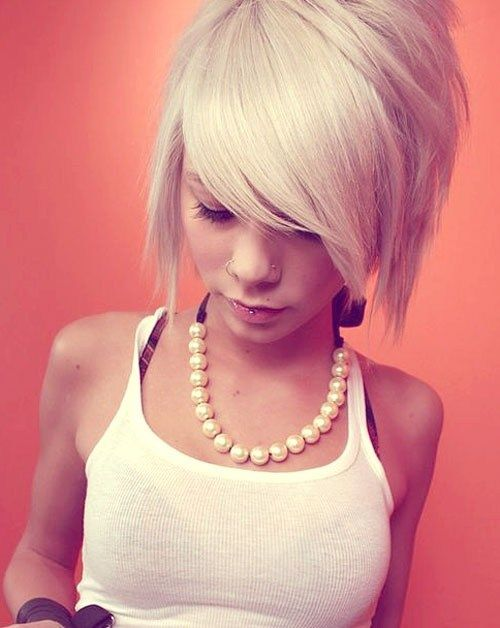 what hair cuts are in style for 2014 25 best ideas about edgy bob haircuts on edgy 5900
