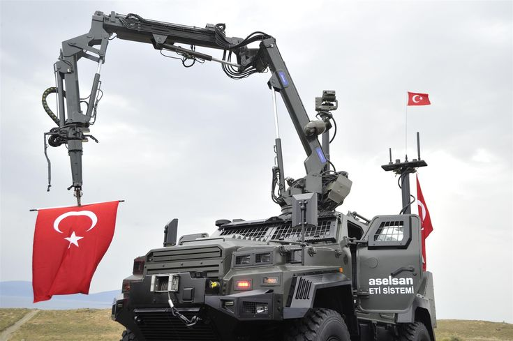 Turkish armoured vehicle Ejder [808x537]