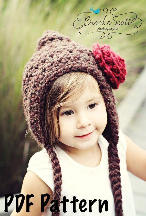 Free Crochet Toddler Hat Pattern Image Collections Knitting