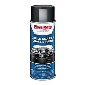 PlastiKote 193 Gloss Black Chassis and Grille Guard Paint -