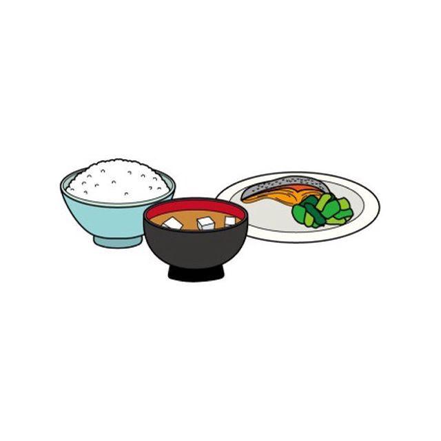 2016/11/26 09:15:31 yorokoba_seimenjo ・ ・ ・ 《管理栄養士の豆知識》 ・ ・ おはようございます💕 ・ 今日は朝ごはんの内容について💕 ・ ・ 以前タンパク質の大切さをお話ししましたが、朝ごはんでタンパク質が抜けていると1日のタンパク質必要量が全く足りません😢 ・ ・ そのため朝はタンパク質が必須です💓 そして、炭水化物! 野菜!この3点が揃っているかが重要です🙊 ・ 炭水化物でエネルギーを燃やすスイッチを入れ、タンパク質、脂質もエネルギーや身体作りにする! ・ そのため、朝は三大栄養素が揃っていることが理想です💓 ・ 朝準備できない方は野菜とチーズやハムが入ったサンドイッチや鮭のおにぎりなどから始めてはどうですか?☺️ ・ ・ 朝たべれない方はほとんどの方が夜ご飯が遅く量が多いです😔 ダイエットにも健康にも朝型生活にしてみてはどうですか?💓💓 ・ ・ 明日は仕事の時間がバラバラで朝起きたり昼起きたり夜起きたりの方の朝ごはんの取り方についてお話ししまーす💓 ・ では良い1日を😽💓 ・ 画像…