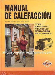 LIBROS: MANUAL DE CALEFACCIÓN