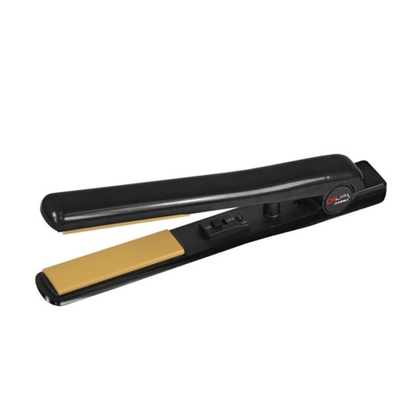 CHI Air Black Compact Ceramic 0.75-inch Mini Flat Iron