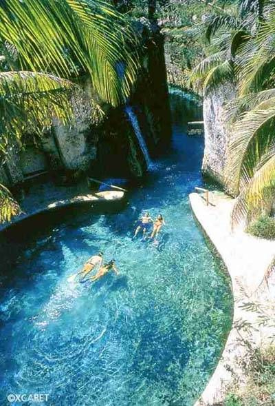 Xcaret Park, Grand Xcaret, Occidental, Riviera Maya, Mexico @Taunya Hagen Christine I couldn't find a scene from the night show Chris & J loved so much LOL