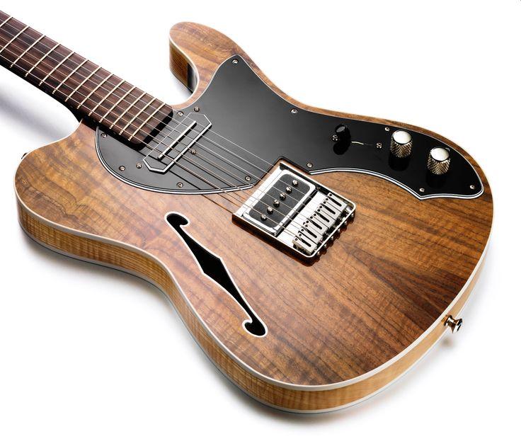 The Contour | Wirebird Guitars