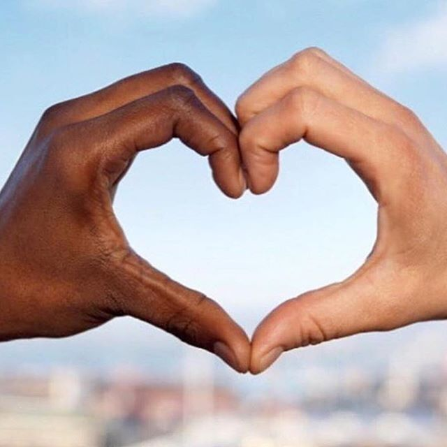 Hope for the future #unity #peace #love