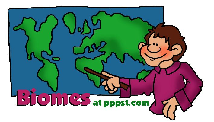 BIOMES - FREE presentations in PowerPoint format, interactive activities, lessons for K-12