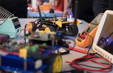 Experimenting with STEM in the classroom : Incorporating STEM subjects into the classroom can involve using readily available tech tools like 3D printers and micro-controllers to experiment and create their own projects.