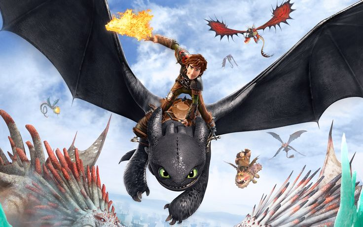 How to Train Your Dragon HD Wallpapers Backgrounds