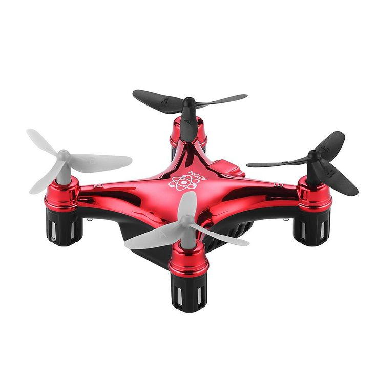 Propel Atom 1.0 Micro Drone Wireless Quadcopter, Red