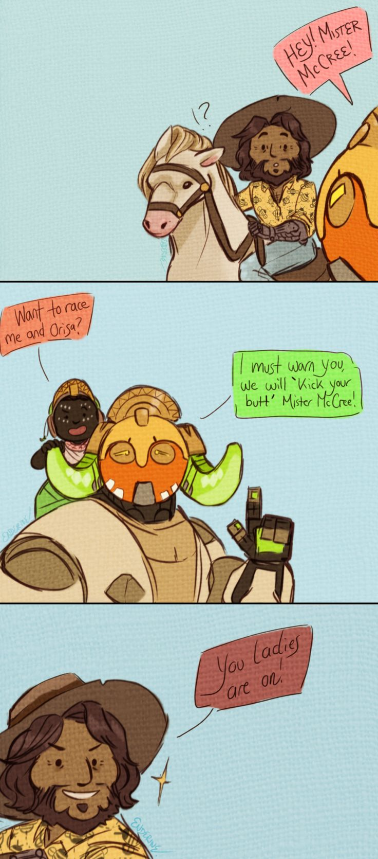 blacksmiley - bumblecree: spoiler: they kicked his butt