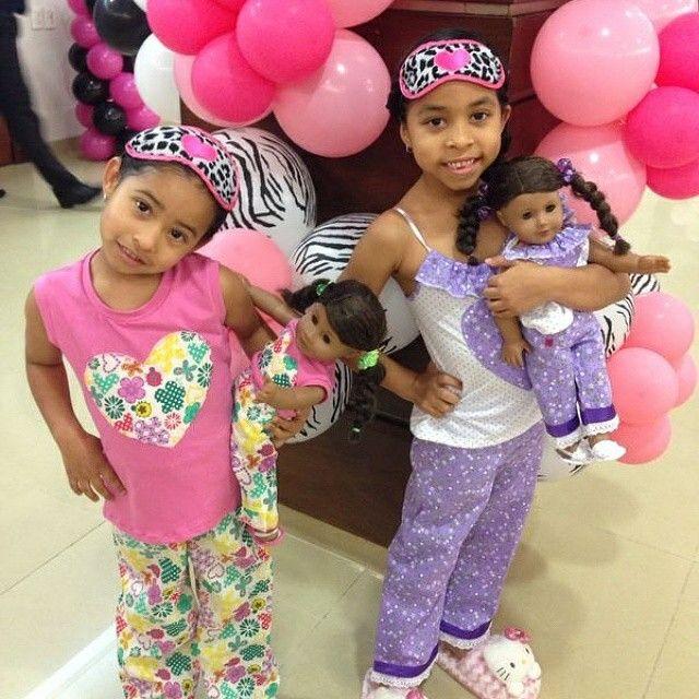Pijamas Américan girls
