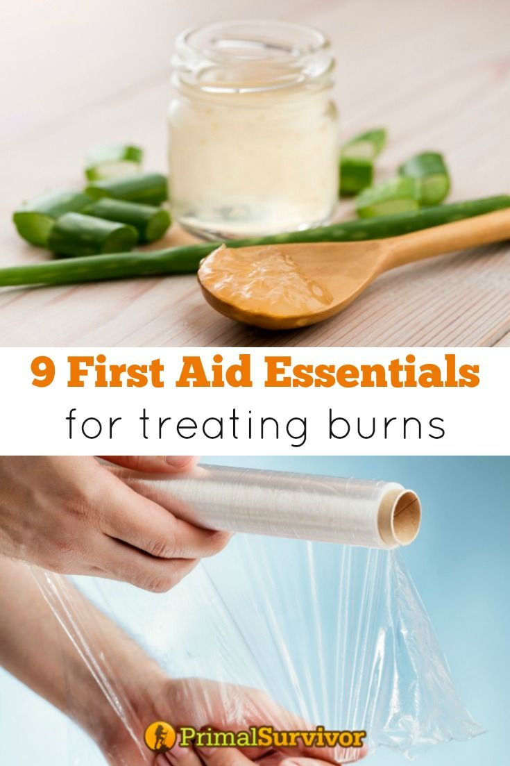 9 Things to Have in Your First Aid Kit for Treating Burns. Burns are very common in many types of disaster situations, such as earthquakes,hurricanes and tornados.  Not to mention the burn injuries that could occur every day. For burns specifically, make sure you have all of these first aid kit items for treating burns.