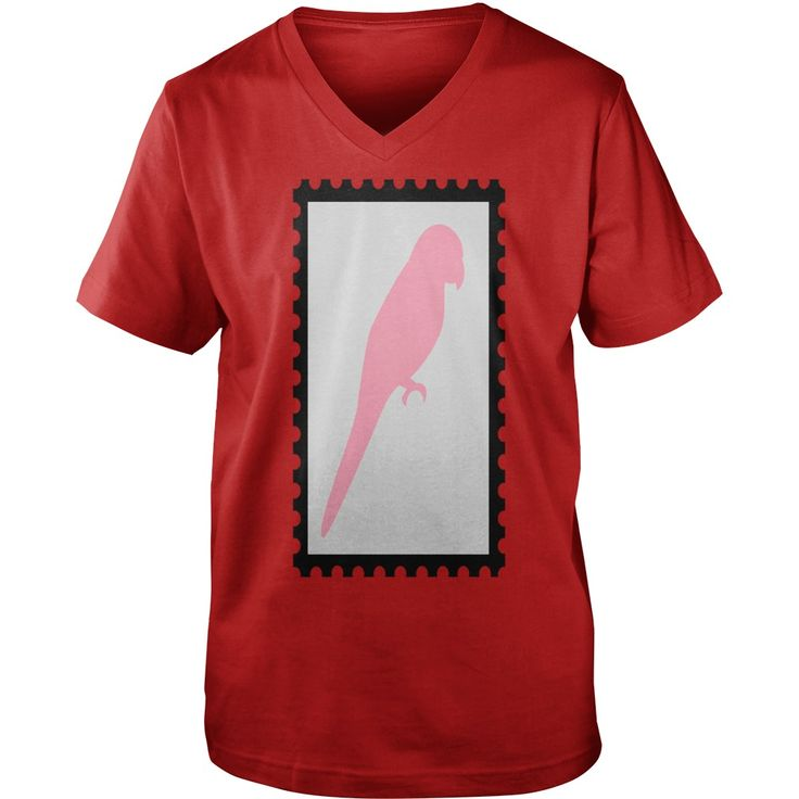 stamp with parrot - Mens T-Shirt by American Apparel  #gift #ideas #Popular #Everything #Videos #Shop #Animals #pets #Architecture #Art #Cars #motorcycles #Celebrities #DIY #crafts #Design #Education #Entertainment #Food #drink #Gardening #Geek #Hair #beauty #Health #fitness #History #Holidays #events #Home decor #Humor #Illustrations #posters #Kids #parenting #Men #Outdoors #Photography #Products #Quotes #Science #nature #Sports #Tattoos #Technology #Travel #Weddings #Women