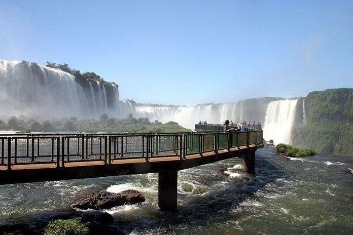 Visit Iguazu National Park – a fairytale made out of waterfalls