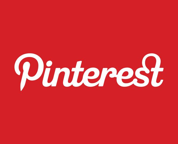 "Pinterest logo  Firm: Michael Deal, New York City; www.mikemake.com; www.jcpagan.com,  Creative Team: Juan Carlos Pagan, Michael Deal Description: Pinterest is a social catalogue, where users can ""pin"" things they love and share them online. Users can follow friends and tastemakers to watch their homepages fill with inspiration."