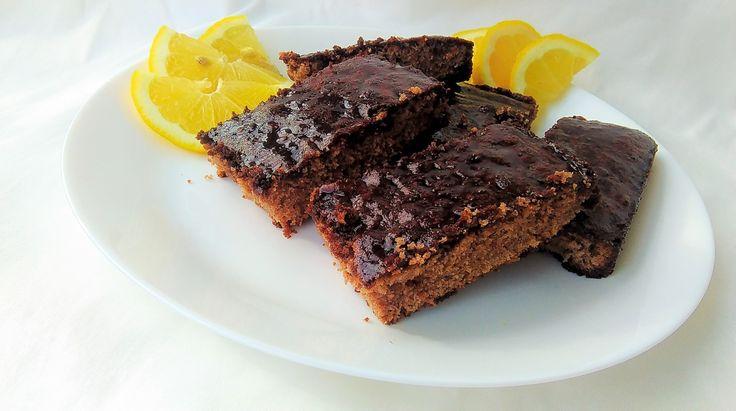 Lemon cake - glutenfree