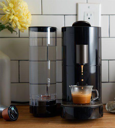 New Starbucks Verismo Machine - Verismo V brewer