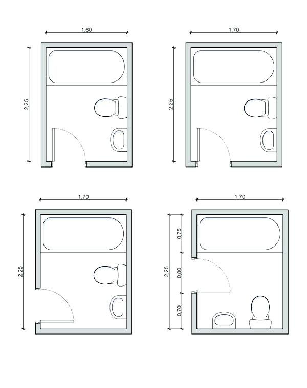 8x8 Bathroom Floor Plans Intended For Bathroom Layout Plans