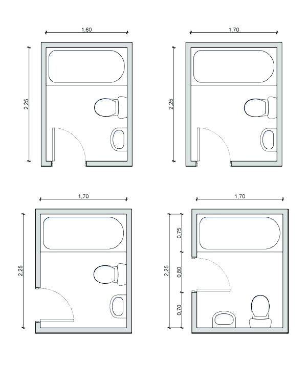 8X8 Bathroom Floor Plans intended for   Bath in 2019