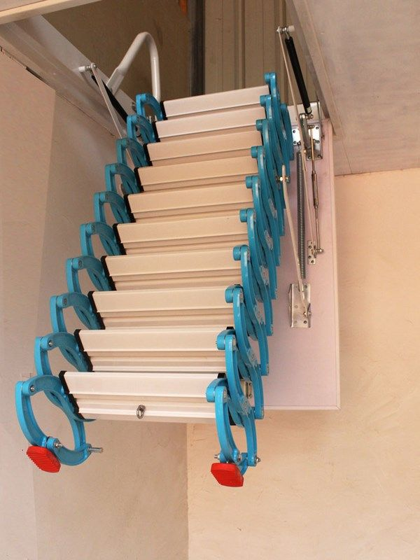 Telescopic Stairs Pull Down Attic Ladder Attic Ladder Attic Stairs Attic Stairs Pull Down