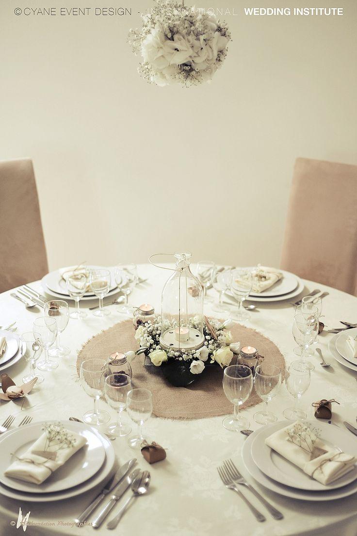 17 meilleures id es propos de centre de table boule de. Black Bedroom Furniture Sets. Home Design Ideas