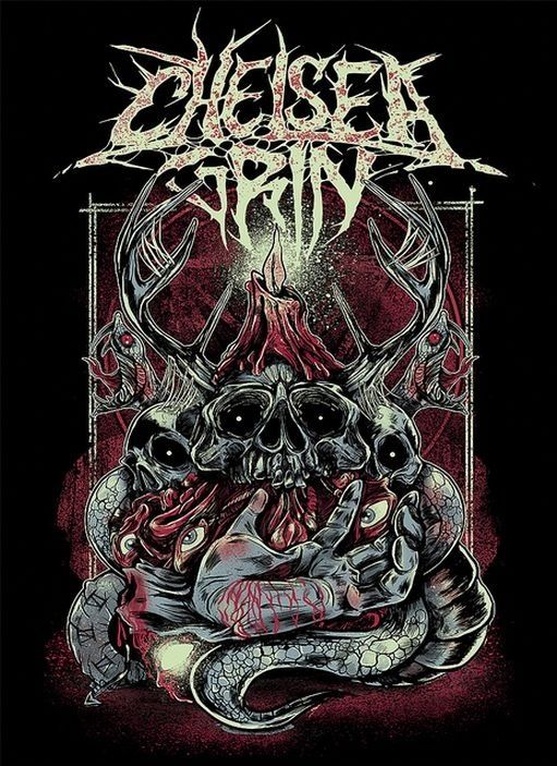 17 best images about chelsea grin on pinterest keep calm