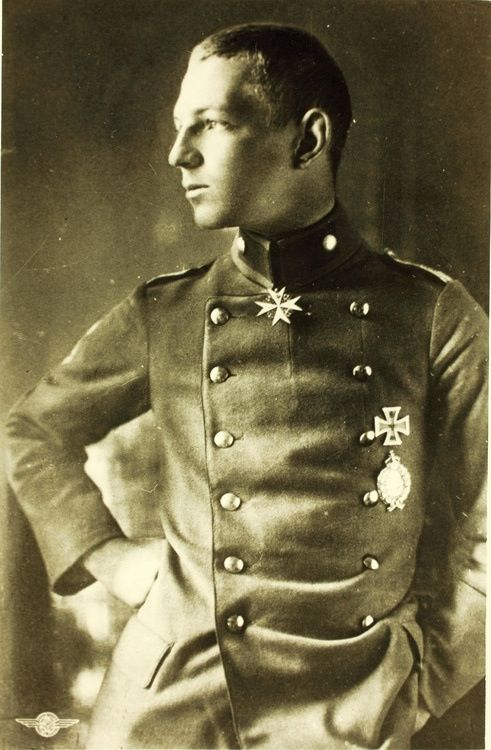 Erich Löwenhardt (7 April 1897 – 10 August 1918) was the 3rd highest German flying ace with 54 victories during the First World War, behind only Manfred von Richthofen and Ernst Udet.  In the aftermath of the combat, he collided with another German pilot, Leutnant Alfred Wenz from Jasta 1.   Erich Löwenhardt's chute failed to open, and the fall killed him.
